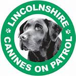 Canines on patrol logo